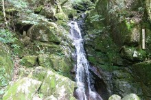 長門峡(白糸の滝)