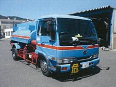 バキューム車4t