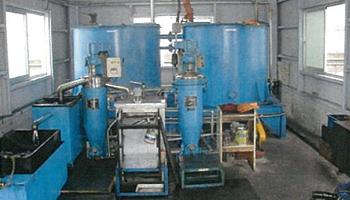 油水分離施設