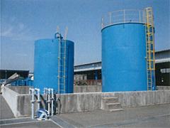 再生油貯蔵タンク